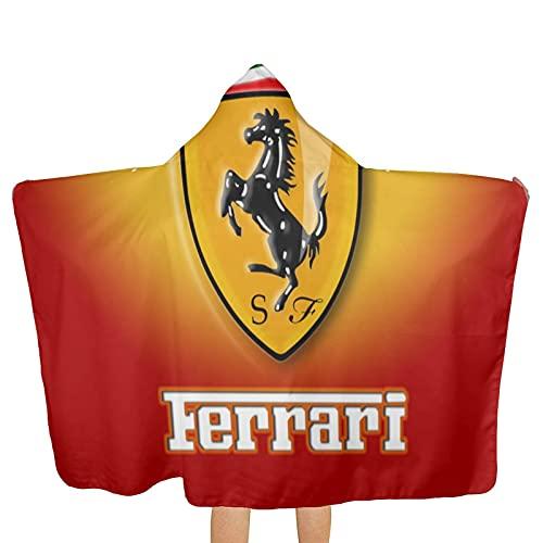 Large Puzzle Ferrari Luxury Toallas Face Cloths,Toallas de mano,Toallas de baño,Sábanas de baño Hotel Calidad Estilo moderno