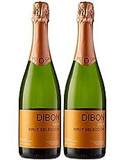 Pinord Dibon Brut Reserva Cava - 750 ml - [paquete de 2]