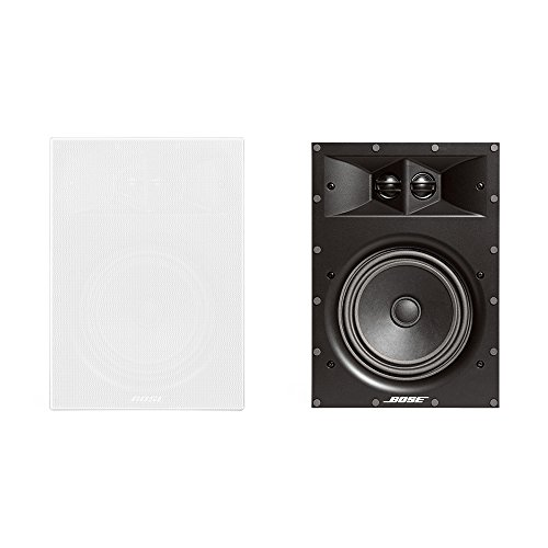 Bose ® Virtually Invisible 891 In-Wall Speaker schwarz