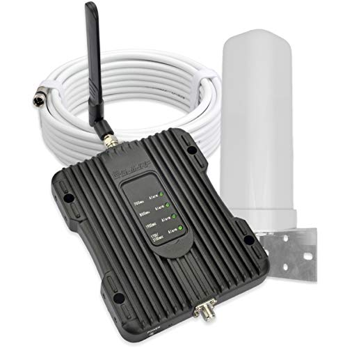 SolidRF RVForce 4G Cell Phone Signal Booster
