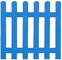 伸縮可能 ペットフェンス ア 庭 フェンス ドア 植物の芝生の裏庭のポーチの装飾のために装飾的な木製の屋外の小さな庭の柵の縁取りの庭の境界線 TREEECFCST 827(Color:White;Size:50x50cm)