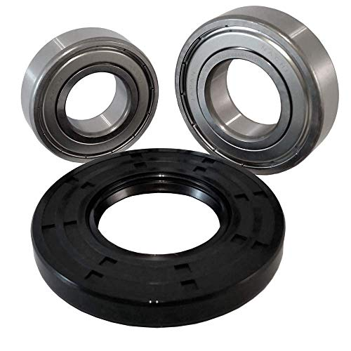 amana load washers Nachi Front Load Amana Washer Tub Bearing and Seal Kit Fits Tub W10261338 (5 year replacement warranty and full HD