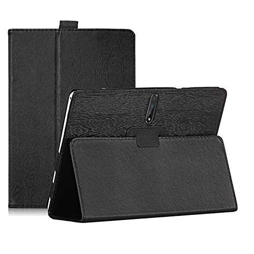 Transwon Case for Pavoma G3/ G4/ G5/ G6/ G7/ P9/ P10 10 Inch Android Tablet, AMN 10 Inch Tablet H3 H4, KOOA 10 Inch Tablet K5, CHENEN P40 10 Inch, Penen E3/ M4 10 Inch Android Tablet - Black