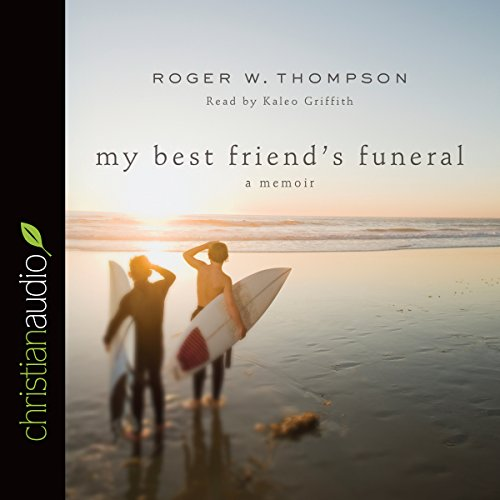 My Best Friend's Funeral audiobook cover art