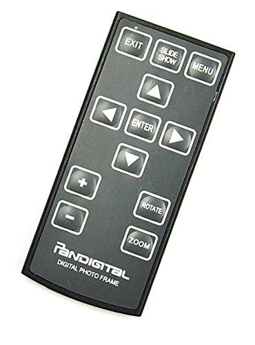 Digital Photo Frame Remote Control for Pandigital PI7000AW01, PI7002AW, PI9001DW, P17056AWB and Almost All 7, 8, 9, 10 Inches Digital Frame