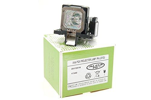 Alda PQ-Premium, Beamerlampe / Ersatzlampe für JVC DLA-RS6710 Projektoren, Lampe mit Gehäuse