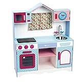 Imaginarium Provence Window Kitchen Cocinita de Juguete de Madera con Sonidos