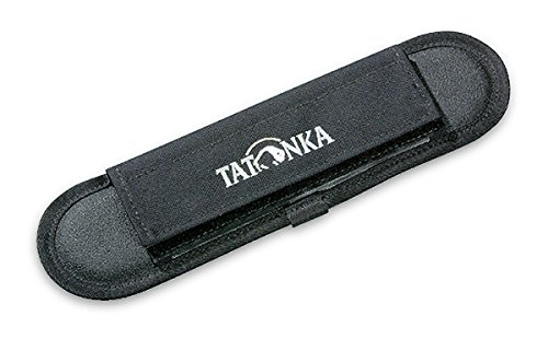 Tatonka Polster Shoulder Pad, black, 25 x 6 cm