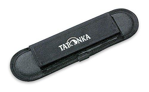 Tatonka Shoulder Pad Épaulette rembourrée Noir 50 mm