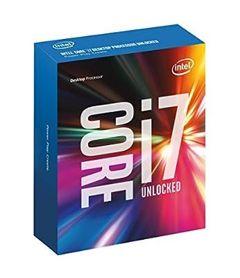 Intel Boxed Core I7-6700K 4.00 GHz 8M Processor Cache 4 LGA 1151 BX80662I76700K