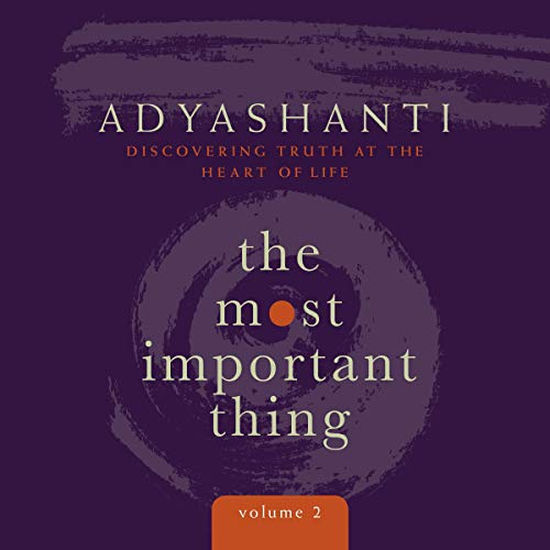 The Most Important Thing, Volume 2 cover art