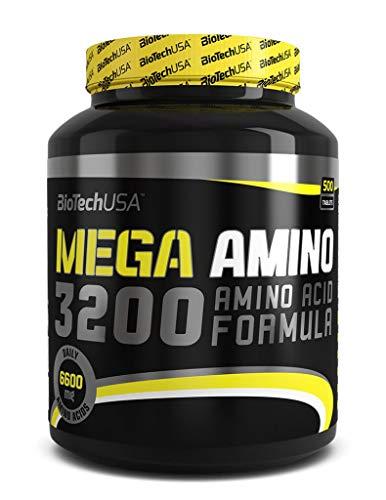 BiotechUSA Mega Amino 3200 500 Compresse