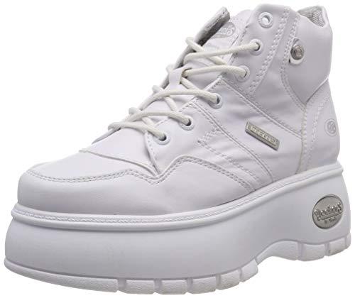 Dockers by Gerli Damen 43DR202 Hohe Sneaker, Weiß (Weiss 500), 40 EU