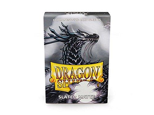 Arcane Tinman Sleeves: Dragon Shield Matte Japanese Slate (60) AT-11127