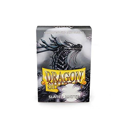 Arcane Tinman at-11127maniche: Dragon Shield matte giapponese Slate (60) di