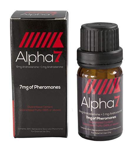 Alpha 7 Unscented Mens Pheromone Product