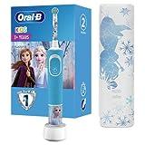 Oral-B Kids - Cepillo de dientes eléctrico de Frozen 2