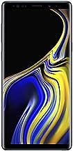 Samsung Galaxy Note 9 (SM-N960F/DS) 6GB / 128GB (Ocean Blue) 6.4-inches LTE Dual SIM (GSM ONLY, NO CDMA) Factory Unlocked ...