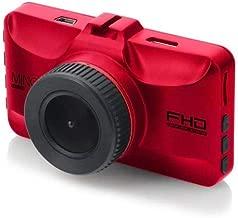 MNCD50 1080p Full HD Dash Camera (Red)
