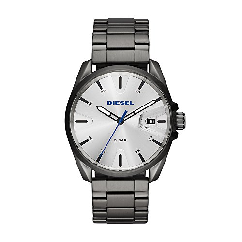Diesel Men's MS9 Gunmetal Stainless Steel Watch DZ1864