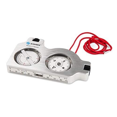 Satellite Finder - Surveyors Compass - Surveyor Compass - Clinometer Forestry - Survey Compass - Inclinometer Compass - Compass Inclinometer - Compass Clinometer Offroad - Survey Tools - STEREN