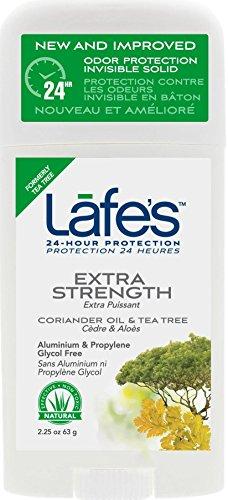 Desodorante Natural Stick Retrátil Extra Forte (Melaleuca) - 63 Mg - Lafe´S, Lafe´S