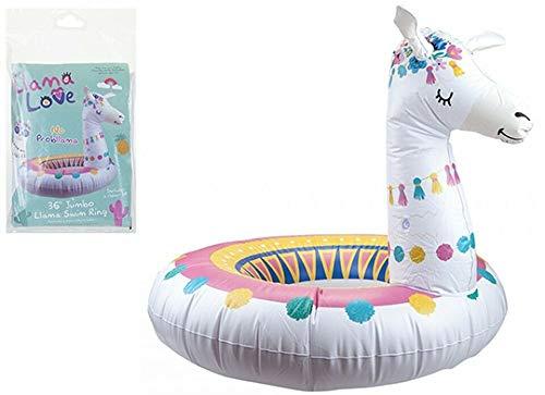 Unbekannt Flamingo Einhorn Schwimmringe Schwimmreifen Wasser Spielzeug Wasser...