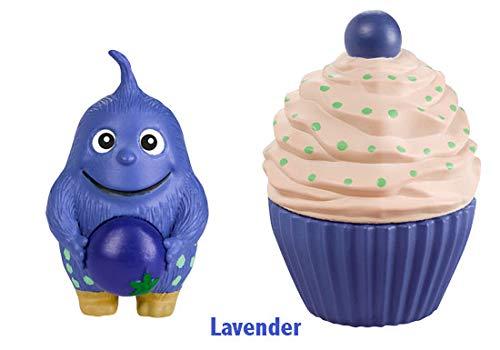 Unbekannt Blue Ocean Moffinis Sammelfigur Figur Lavender Moffini Muffin Monster