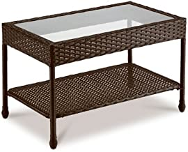 CREATIVE COURTYARDS INT 16S7301S-V FS Sunset Wicker Table