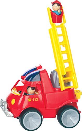 Gowi - 560-34 - Jouet D'éveil - Camion De Pompier