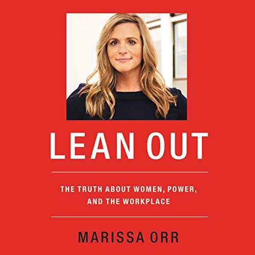 Lean Out audiobook cover art