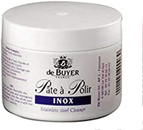 DE BUYER -4200.03N -pate a polir 150 ml pour inox