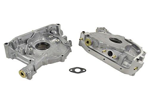 ITM Engine Components 057-1337 Engine Oil Pump for Acura/Honda 1.6L/1.8L/2.0L L4 B16/B18/B20 Integra GS-R, Type R, Civic, CR-V