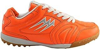 AGLA F/40 鞋 Futsal 户外,橙色荧光,25.5 厘米/40.5