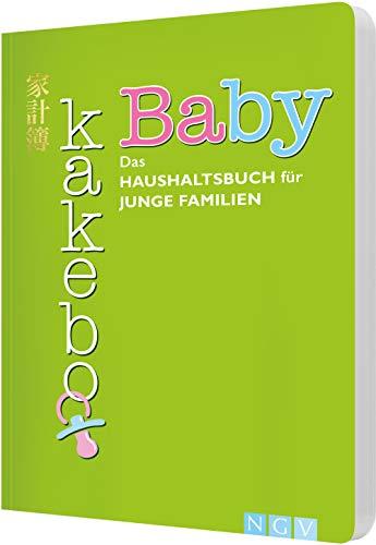 Baby-Kakebo: Das Haushaltsbuch für junge Familien