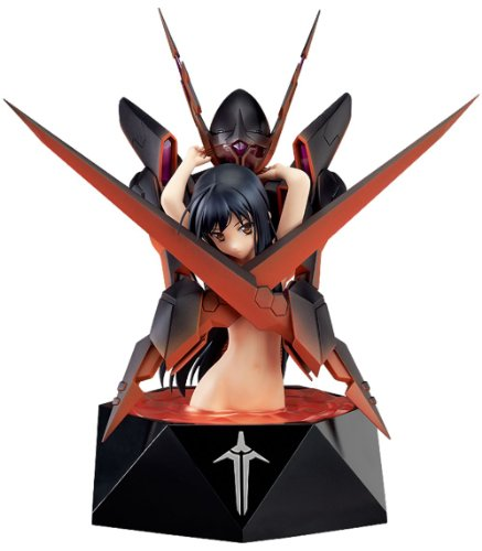 Max Factory - Accel World statuette PVC 1/7 Kuroyukihime Death by Embracing 18