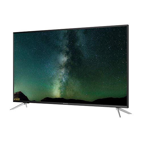 STRONG SRT50UC4013 4K Ultra HD LED TV écran126cm, 50 Pouces, Triple Tuner (DVB-T2 HEVC 265/C/S2), 60 Hz, Dolby Audio Digital, HDMI x3, USB Multimédia, Optique, CI+