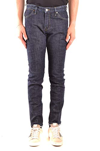 PT05 Luxury Fashion Mens Jeans Spring Blue