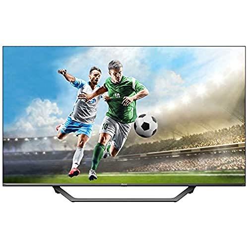"Televisor Hisense Uhd TV 2020 50A7500F - Smart TV 50"" Resolución 4K, Dolby Vision, Wide Color Gamut, Audio Dts Virtual-X, Ultra Dimming, Vidaa U 4.0, Compatible Alexa"
