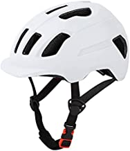 Bike Helmet for Adults, Road Bike Helmet for Men and Women Mountain Bike Cycling Bicycle Helmet with Visor - Lightweight Adjustable Size 22-24.8 Inches (56-63cm)