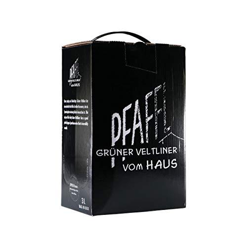 Pfaffl Grüner Veltliner - Heuriger Weißwein -trocken- 3,0L BIB