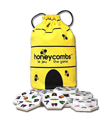 CreativaMente - Honeycombs, multicolore (Giallo/nero)