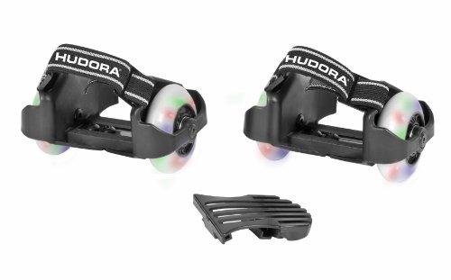 HUDORA Fersenroller Bold Buddy's mit LED - Fun-Roller Kinder - 22007