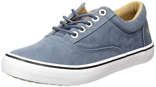 MUSTANG Damen 1225-303-807 Sneaker, Blau (Himmelblau 807), 40 EU