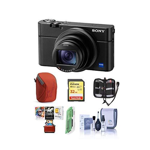 Sony Cyber-Shot DSC-RX100 VI Digital Camera with...