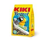 Kiki Alimento para Loros y Cotorras Parrot - Saco de 5 kg