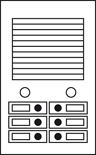 Siedle&Söhne Lautsprecher L2 200001803-00 f.Portavox-Anlagen Montagezubehör für Türkommunikation 4015739018031