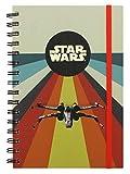 Cuaderno de notas A5con espiral–Star Wars (Nostalgia)