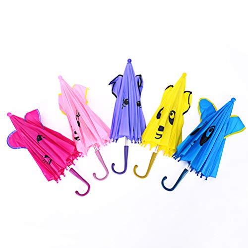 BESPORTBLE Cartoon Regenschirm Tanzen Requisiten Regenschirm niedlich Bühne Leistung Regenschirm für Kinder Kleinkind