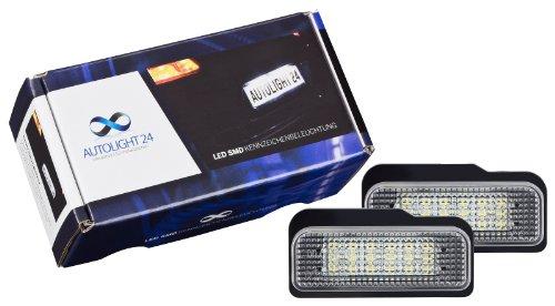LED Kennzeichenbeleuchtung Nummernschildbeleuchtung 401